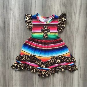 Other - NEW Baby/Toddler Dress or Top 2T (18-24 mo) Cross